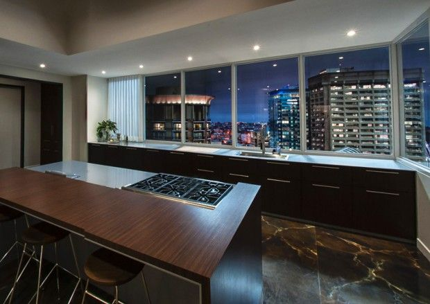 Inside Christian Greys Penthouse The Luxurious 50 Shades Of Grey Interiors