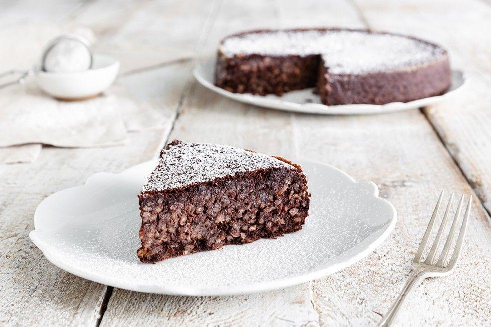 Torte Da Credenza Al Cioccolato : Torta di riso e cacao ricetta torte da credenza