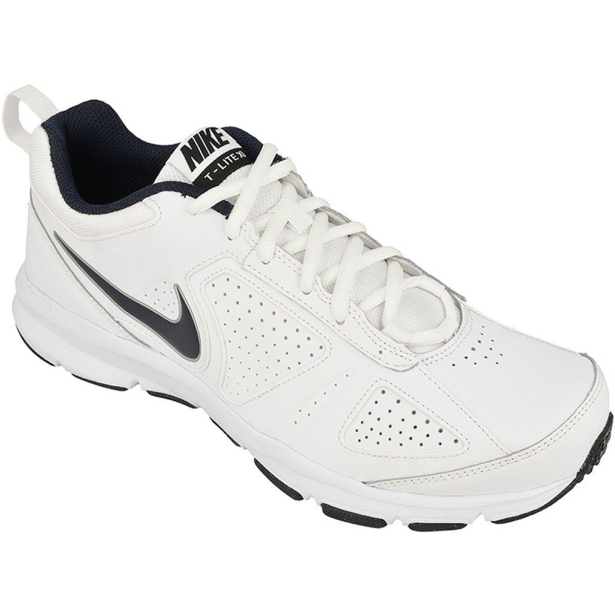 Buty Treningowe Nike T Lite Xi M 616544 101 Biale Nike Training Shoes Training Shoes Mens Nike Shoes