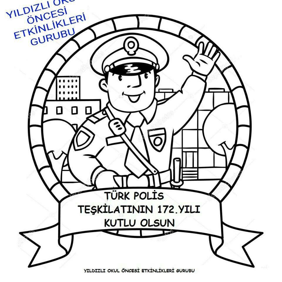 Yildizli Etkinlikler Tesekkurler Polis Jandarma Itfaiye School