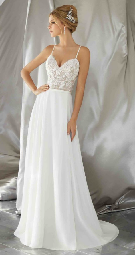 Morilee Wedding Dresses By Madeline Gardner Presents Romantic Voyage