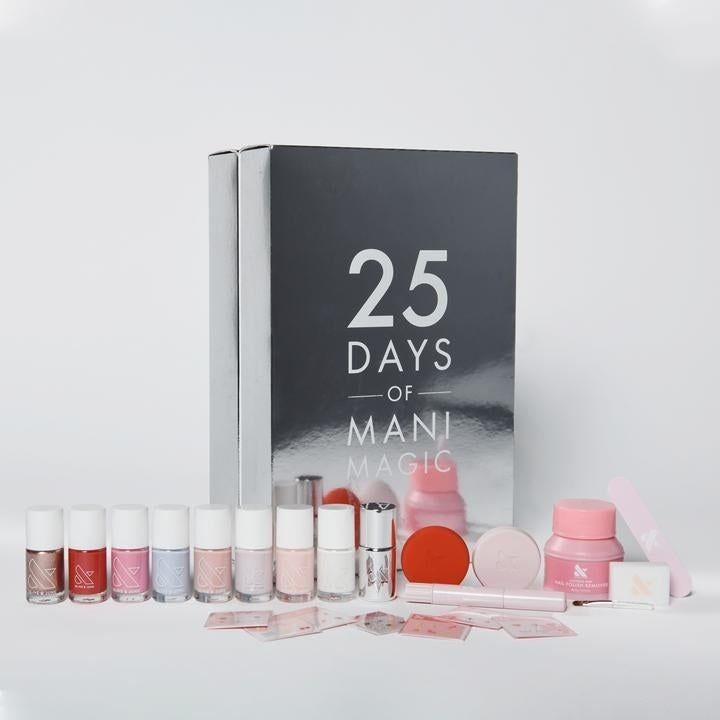 Advent Calendars To Treat Yourself To This Season In 2020 Beauty Advent Calendar Olive And June Christmas Advent Calendar