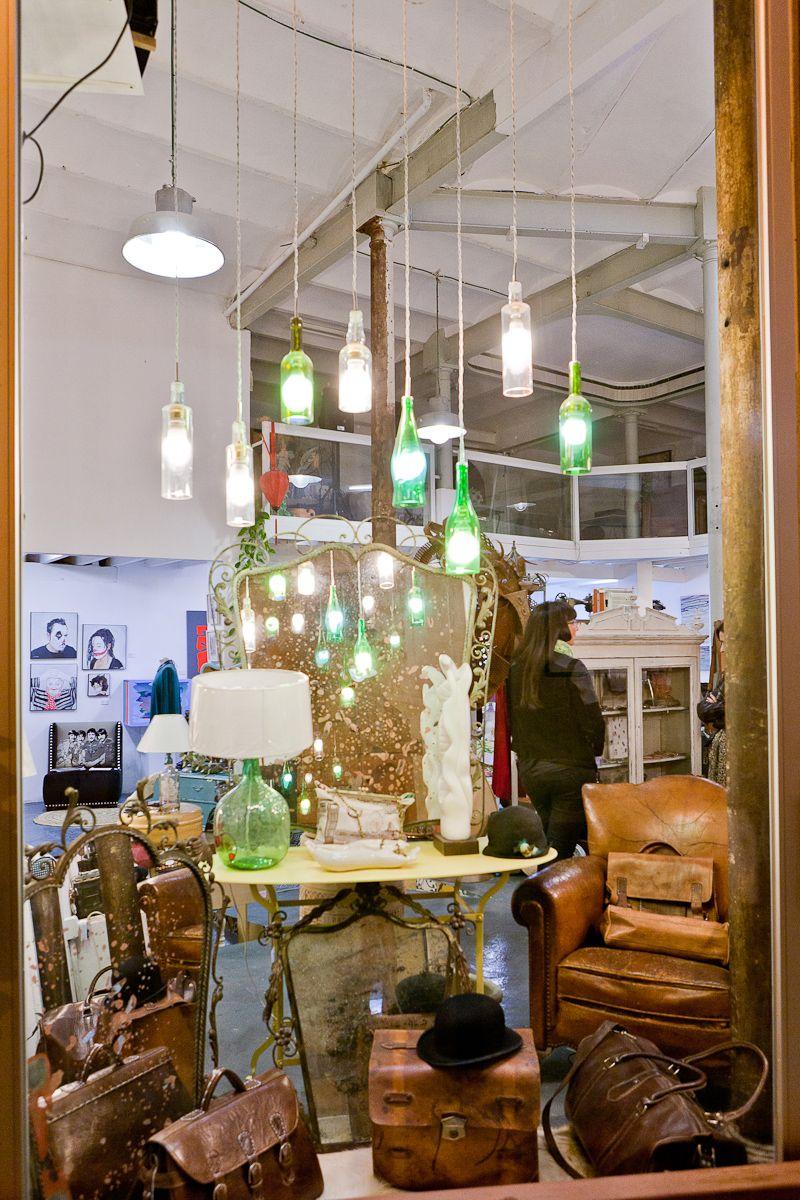 Escaparates nuestro espacio en c viriato 9 sevilla decoraci n moda restauraci n muebles - Muebles decoracion sevilla ...