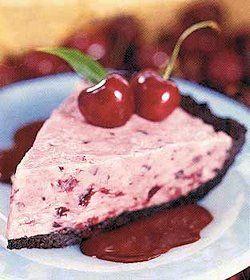 Fresh Cherry Homemade Ice Cream Recipe