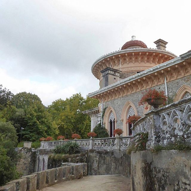Monserrate Palace 🏰  #Portugal #Sintra #Exploring #Traveling #ExploringTheDistrictOfLisbon #amar_palácios #olhopt_lisboa2