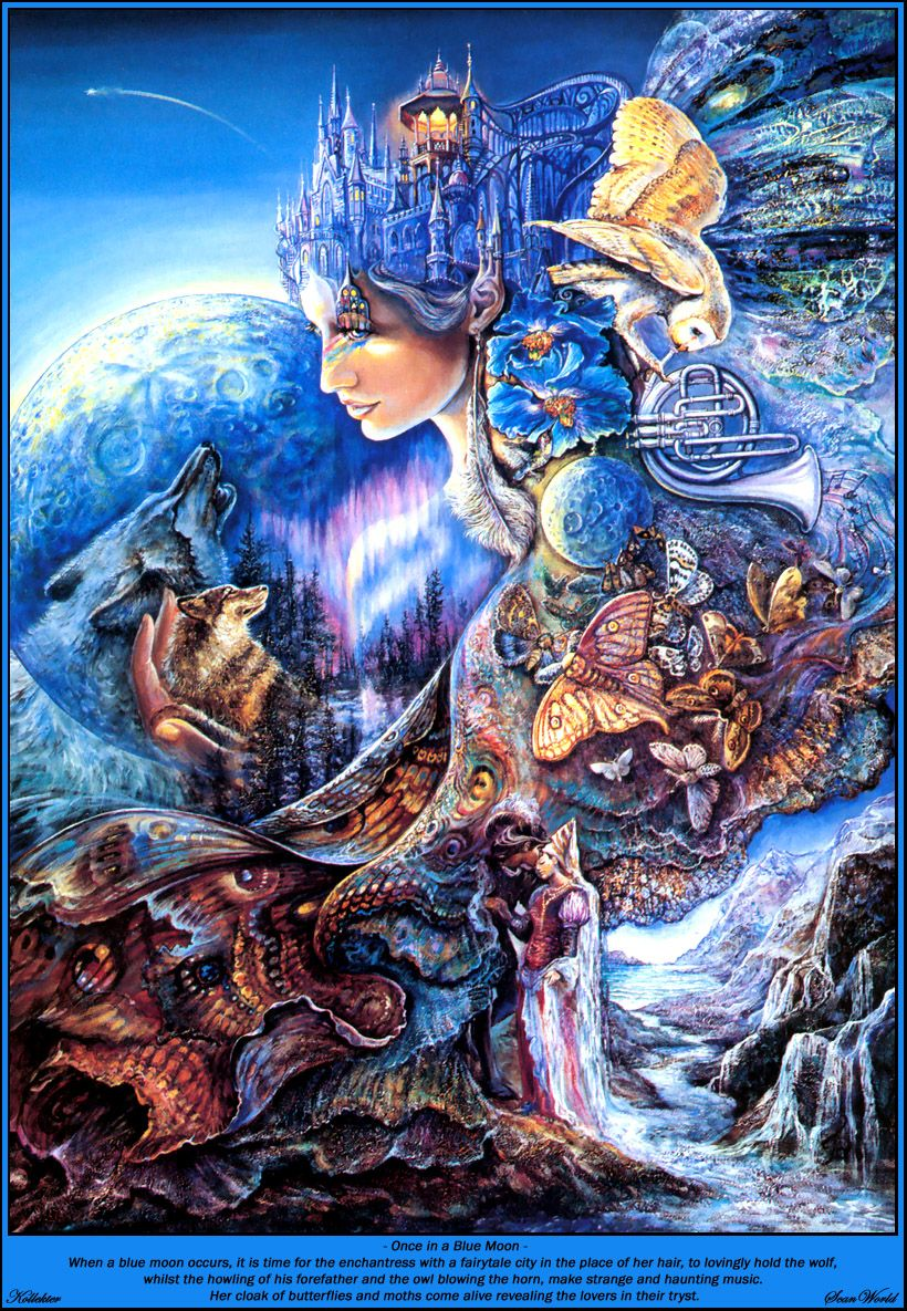 By josephine wall ethereal pinterest josephine wall wall and art