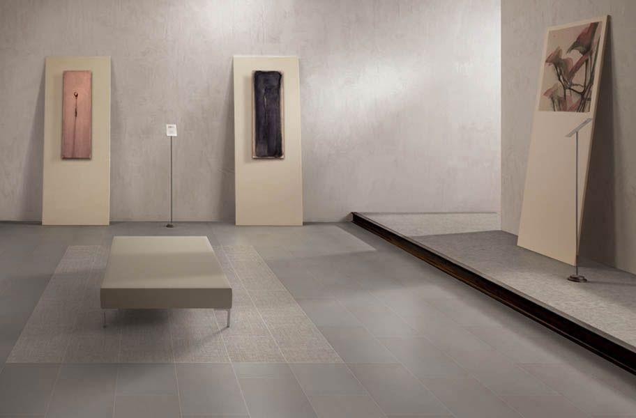 Daltile Exhibition Linen Look Porcelain Tile Contemporary Tile Modern Floor Tiles Concrete Look Tile