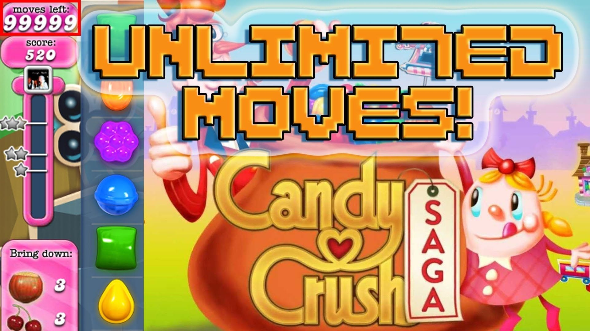 Candy Crush Gold Bars For Free