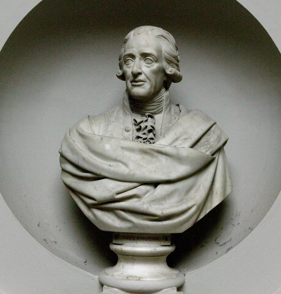 El arquitecto elegido por Carlos III para diseñar el Gabinete de Hª Natural fue Juan de Villanueva #MuseumMemories pic.twitter.com/kVX6hQMN7L