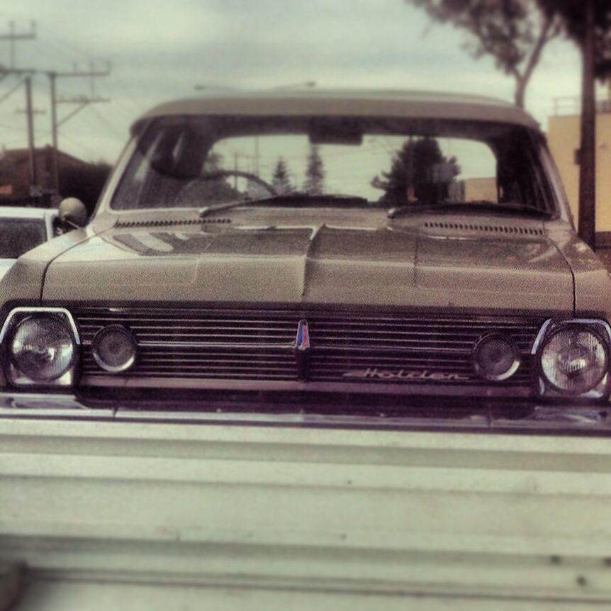 Our hr holden Holden, Tri, Classic