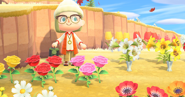 Animal Crossing New Horizons Flower Breeding Guide How To Get