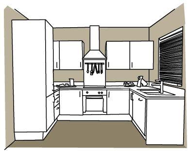 U Shaped Kitchensy Kitchen Design Kitchen Build South Ken