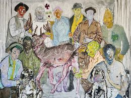 Farley Aguilar, 'Stag Party,' 2015, Spinello Projects