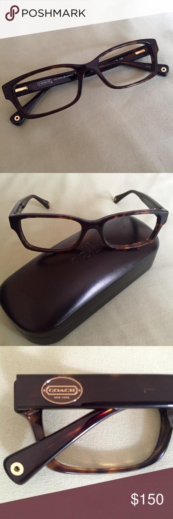 Coach rx glasses frame, dark tortoise | Tortoise, Lenses and ...