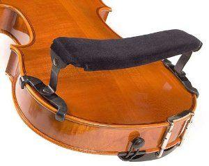 An Adjustable Beautiful grain Antique Wooden Viola Shoulder Rest For 15~16