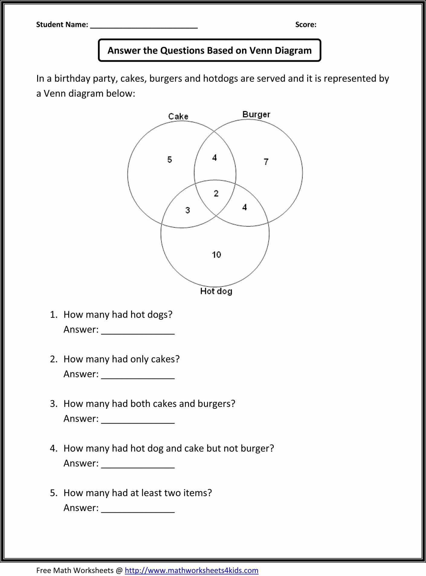 41 Stunning 6th Grade Math Worksheets Design