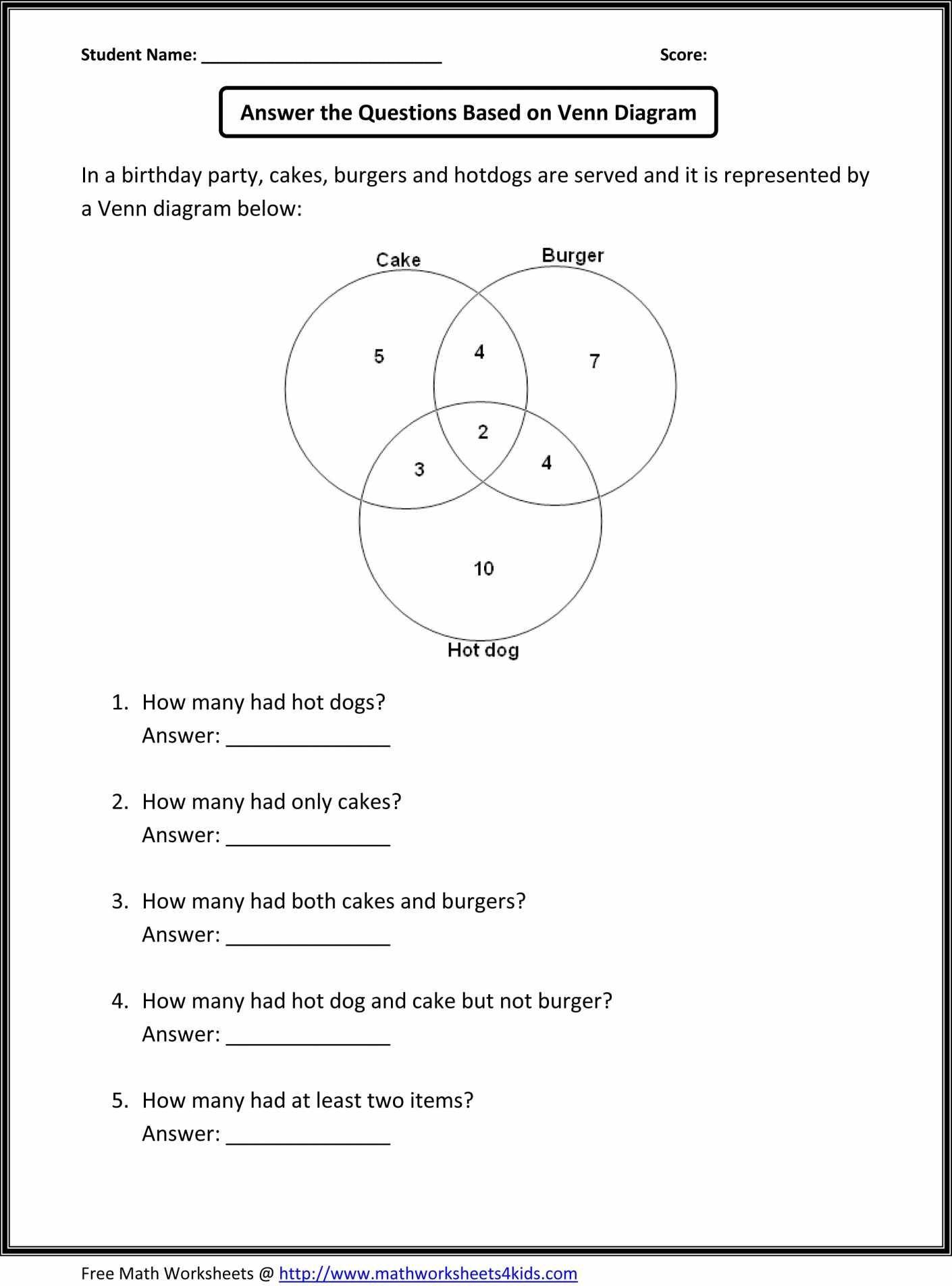 41 Stunning 6th Grade Math Worksheets Design Math