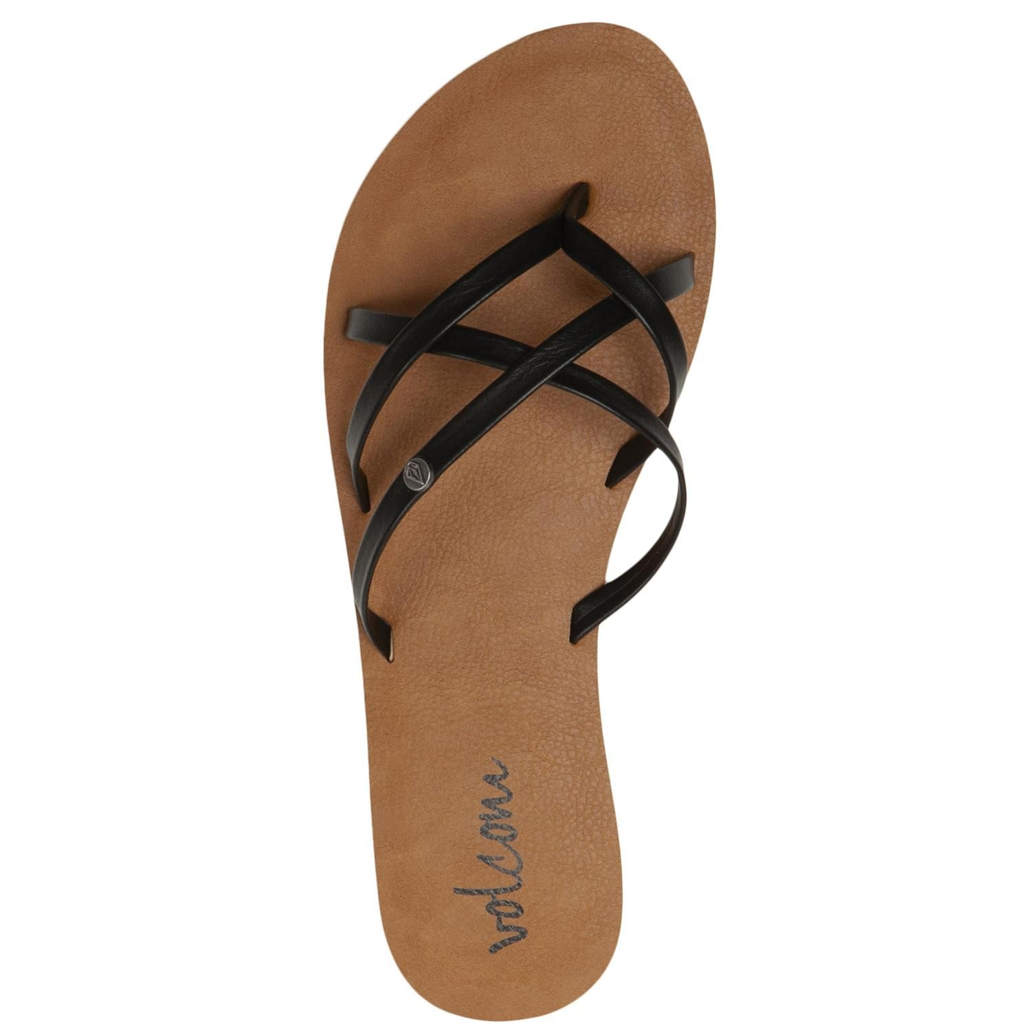 Volcom New School Sandals - Womens $25.00