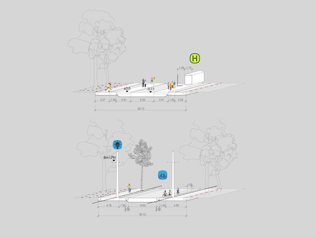 3 0 Gestaltung Der Zentralen Ov Achse Graz At