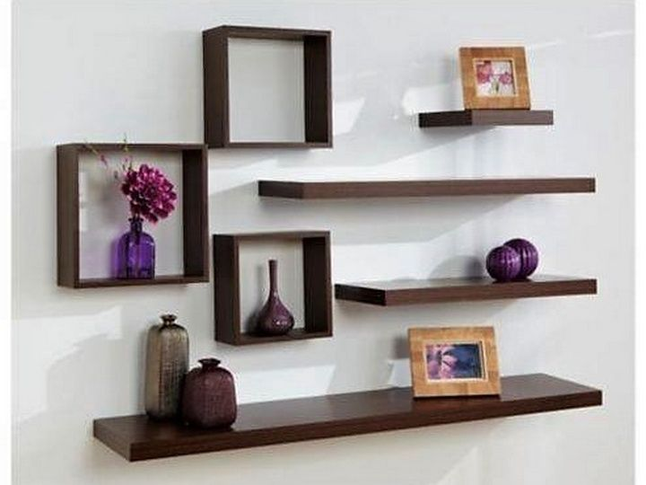 Wall Shelf Ideas Floating Shelf Decor Floating Shelves Diy Rustic Floating Shelves