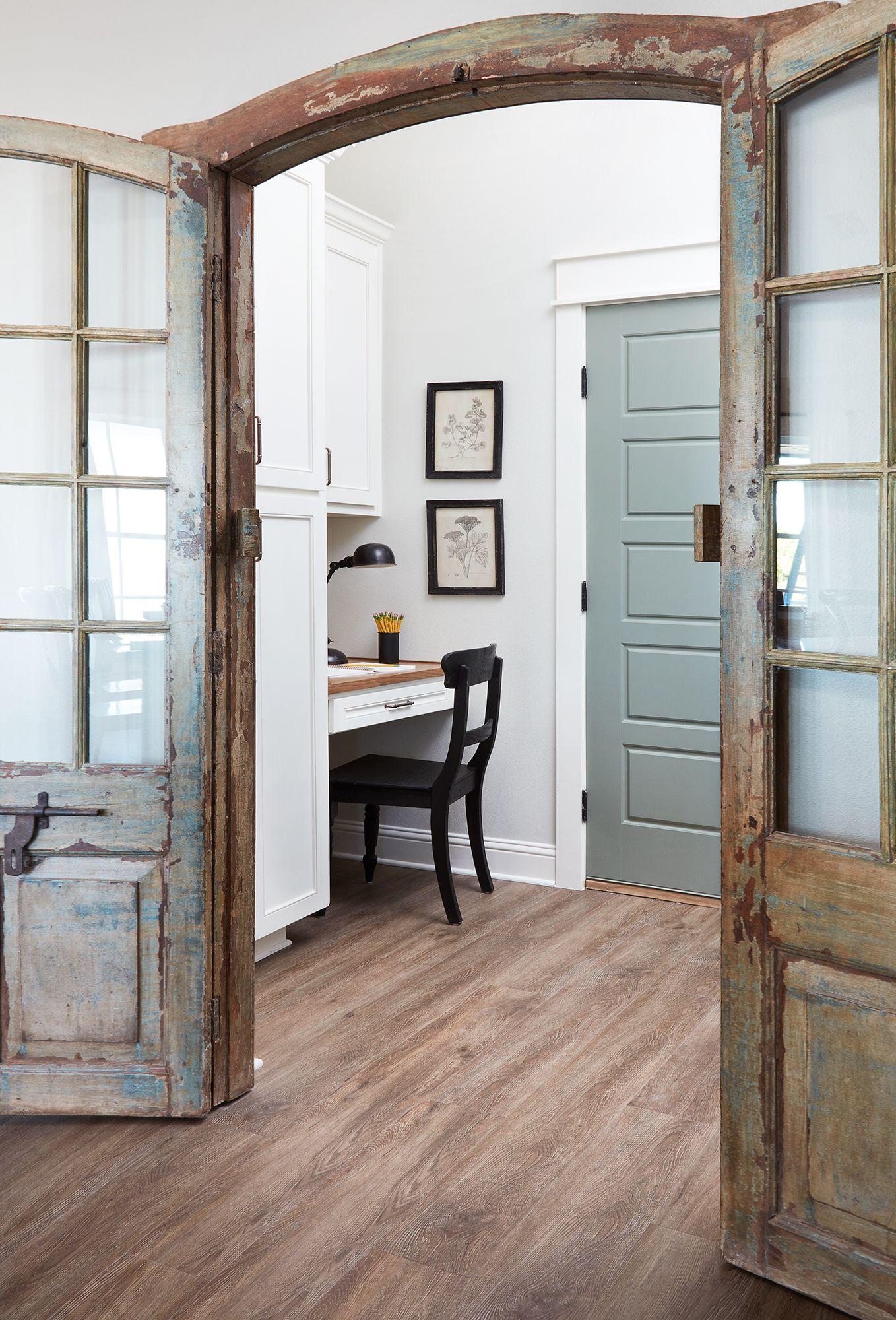 Episode 13 Season 5 Antique French Doors Rustic Home Interiors French Doors Interior