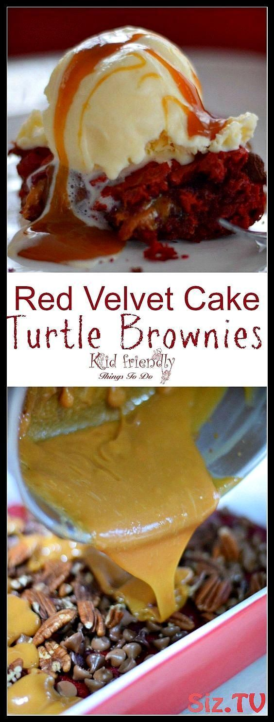 Red Velvet Cake Turtle Brownie Red Velvet Cake Turtle Brownie Red Velvet Cake Turtle Brownie Recipe with Red Velvet Cake Box Mix    Oozing Caramel Easy and delicious  www kidfriendlyth   Red Velvet Cake Turtle Brownie Red Velvet Cake Turtle Brownie Recipe with Red Velvet Cake Box Mix    Oozing Caramel Easy and delicious  www kidfriendlyth    #brownie #turtle #velvet #redvelvetcheesecake Red Velvet Cake Turtle Brownie Red Velvet Cake Turtle Brownie Red Velvet Cake Turtle Brownie Recipe with Red V #turtlebrownies