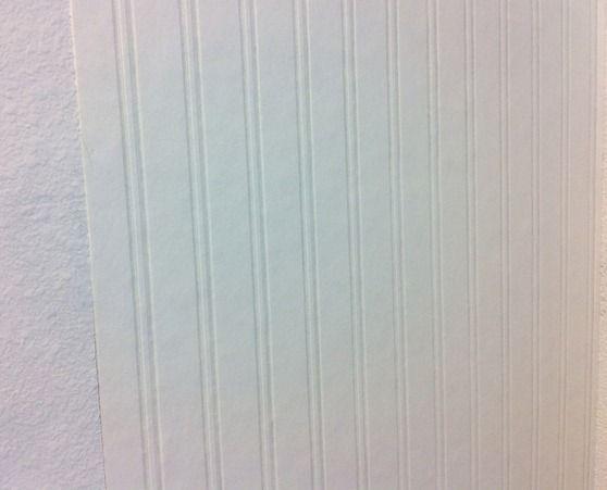 Installing Beadboard Wallpaper Use It On Breakfast Island Beadboard Wallpaper Beadboard Removable Wallpaper