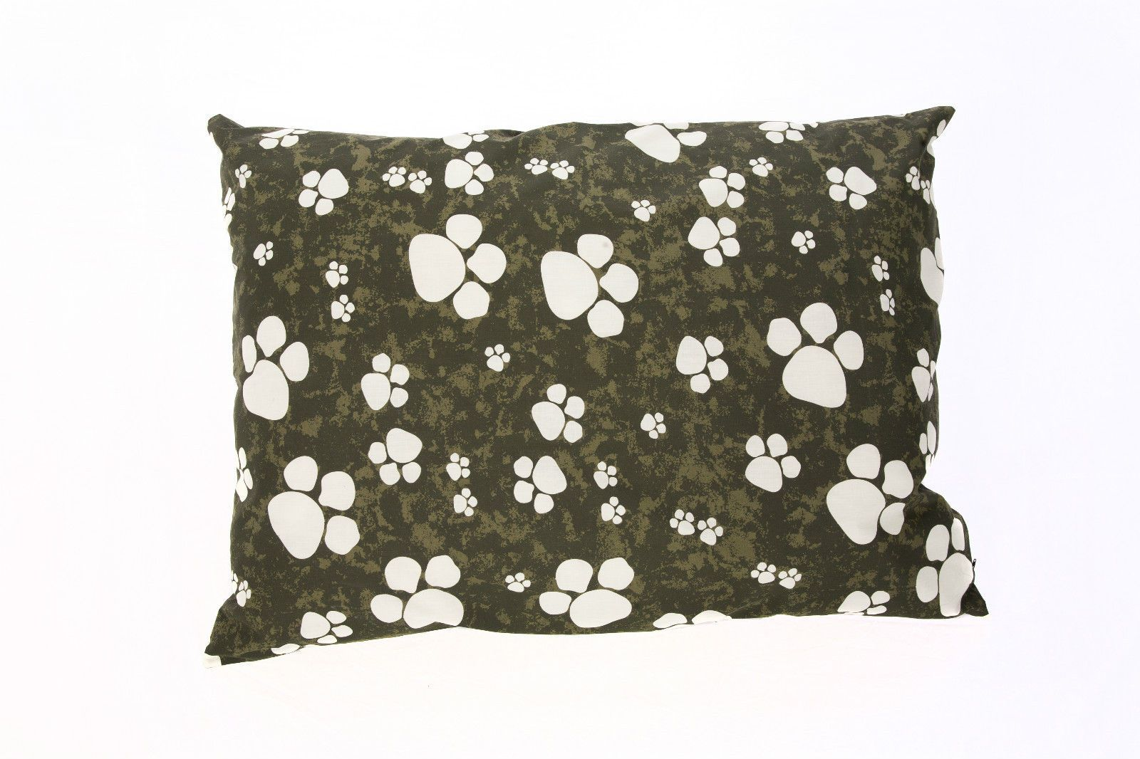 Large Dog Bed Removable Cover Cushion/ Pad 6 Colours ideal