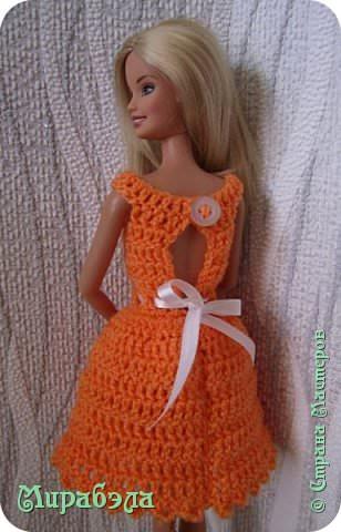 Szydelku Sukienka Dla Lalki 8 Modeli Z Opisem Schematami I Wideo Barbie Clothes Doll Clothes Fashion Dolls