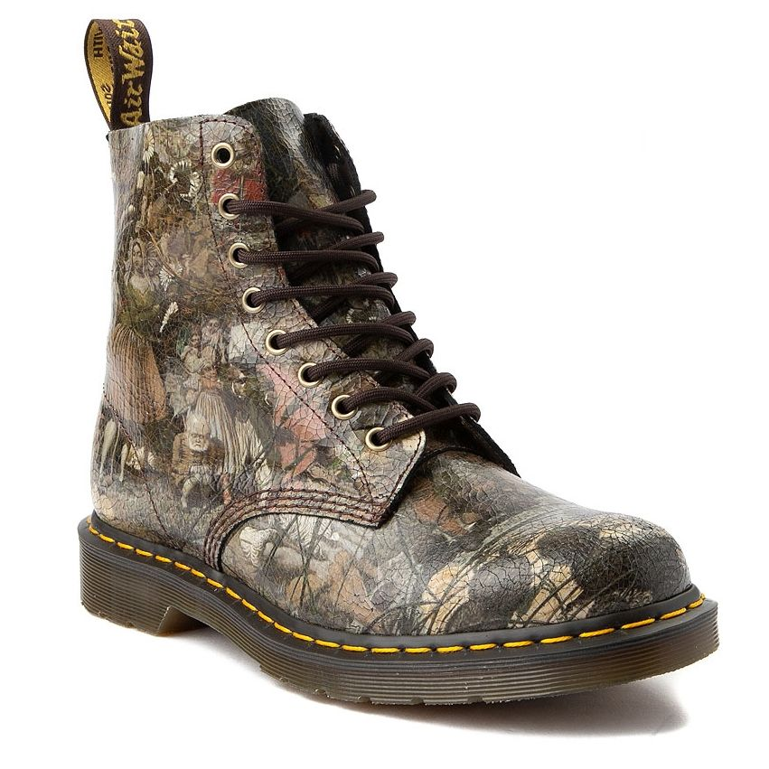 4ce756b7b1a Dr Martens Unisex 1460 Pascal #24190102 Dadd Tate Cristal Suede in ...