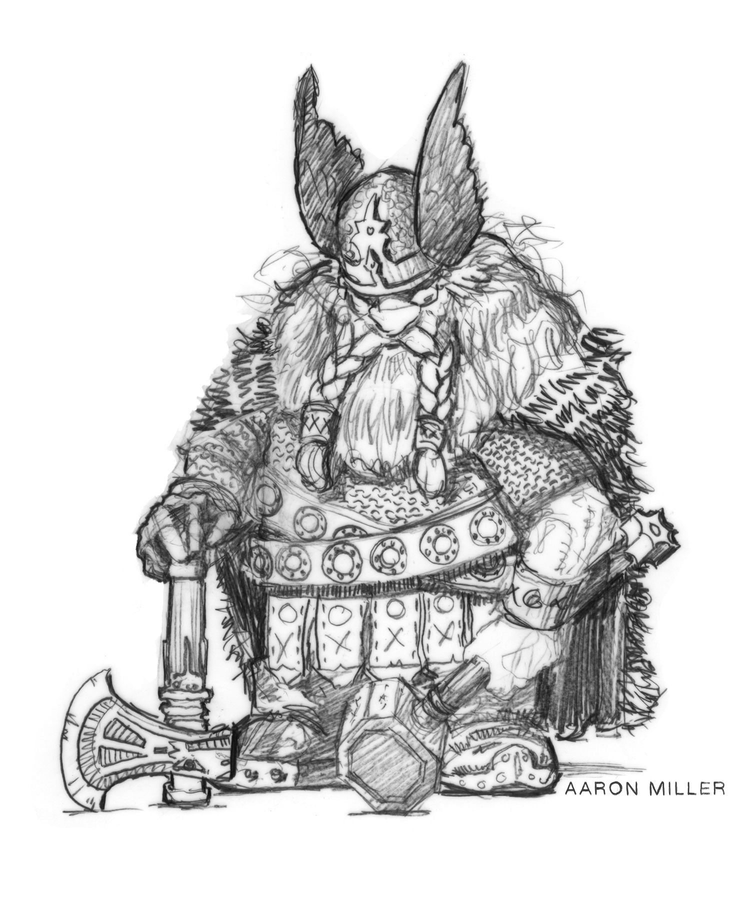 Pin By Zachary Logsdon On Dwarves Fantasy Dwarf Sketches Character Sketches