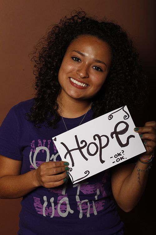 Hope, Alejandra Bonilla, Estudiante, UANL, Ciénega de Flores, México