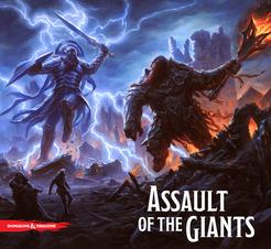 10 ثيمات مميزة Assault Of The Giants Board Game Boardgamegeek Dungeons And Dragons Dungeons And Dragons Board Fire Giants