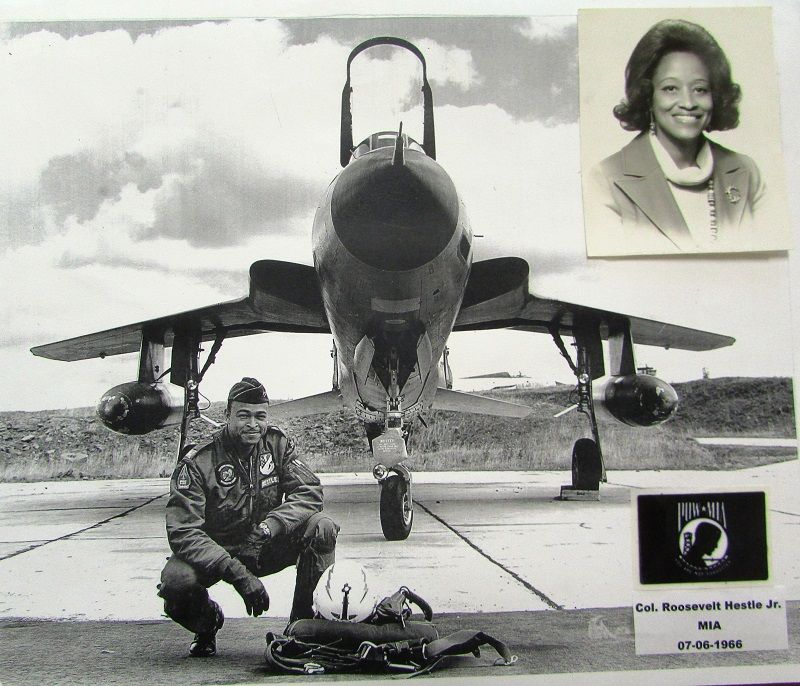 Father Missing In Action In Vietnam Inspires Daughter To Serve