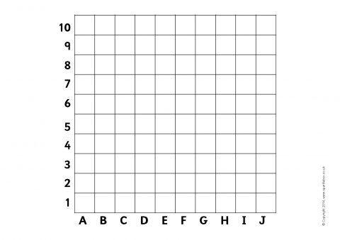 Simple Blank Coordinates Grids Sb10610 Sparklebox Coordinate Grid Map Coordinates Grid Coordinate grid map worksheets