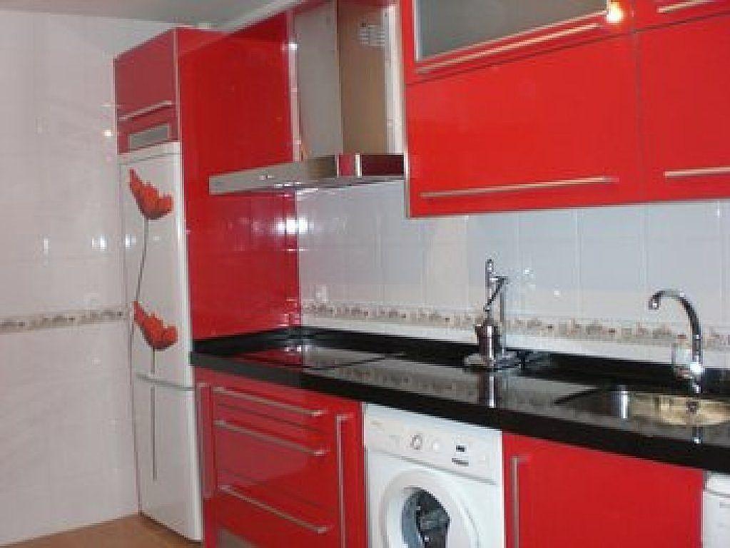Las cocinas rojas Vinilos, Cocinas y Cocina roja