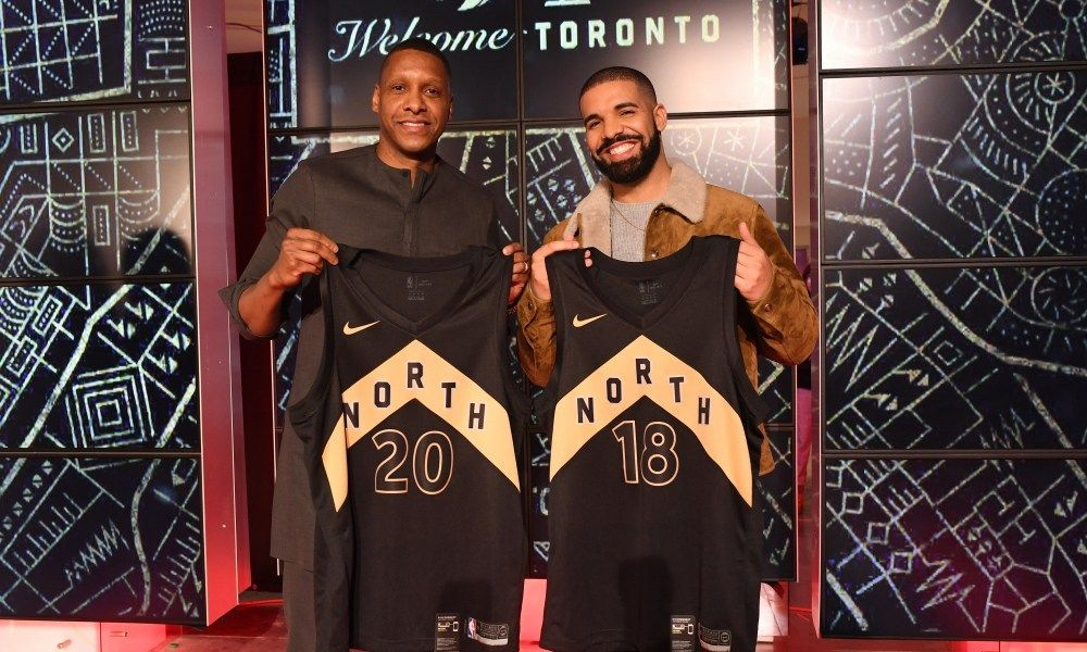 Raptors Training Facility Renamed After Drake (Video