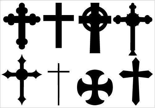 Cross Clipart 1407
