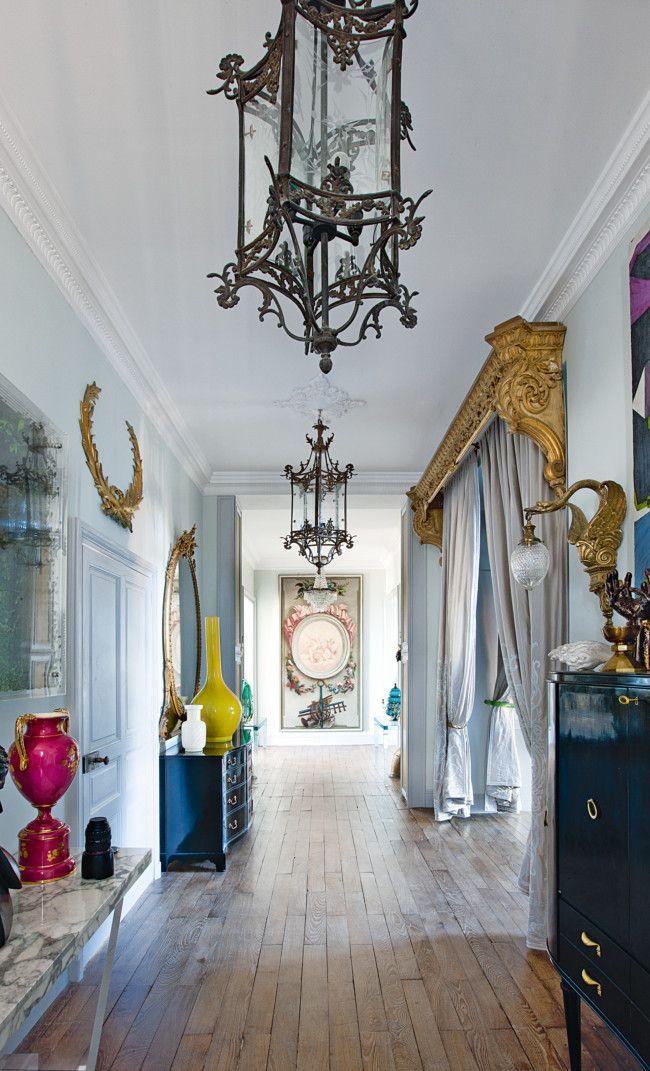 SAVOIR-FAIRE – Pra mim uma das maiores demonstrações de talento de um designer de interiores ou arquiteto é saber combinar diferentes estilos de forma