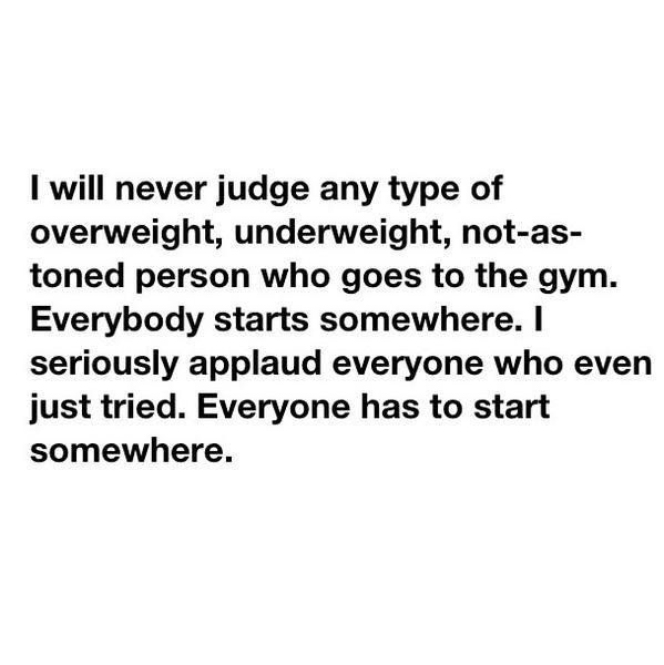 """Fitness & Nutrition on Twitter: """"Everyone starts somewhere 🙌 https://t.co/zBgDucuSRp"""""""
