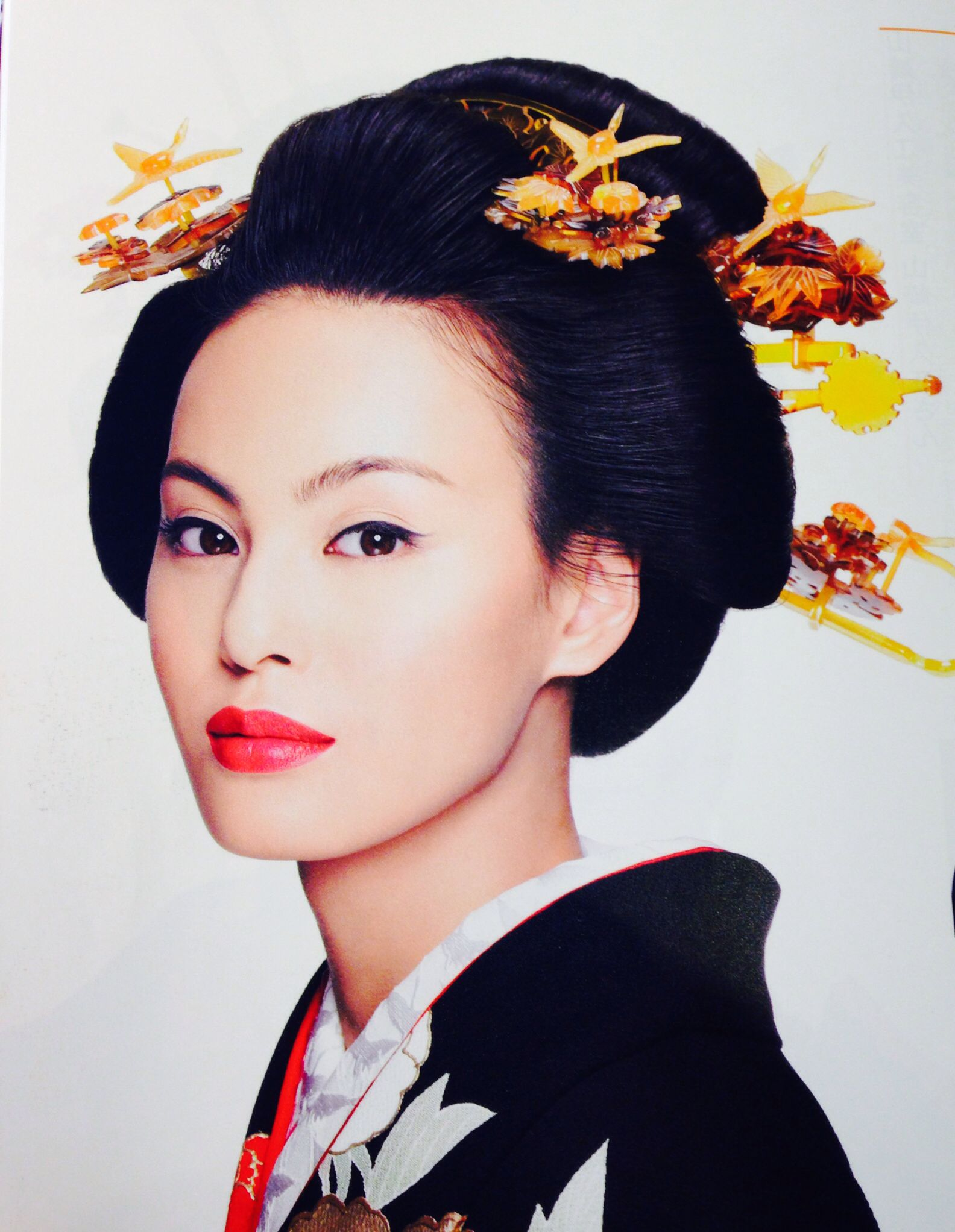 Japanese Traditional Hair Traditional Hairstyle Hairstyle Gallery Japanese Traditional