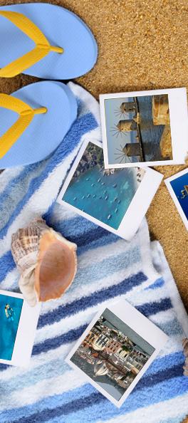 Beachy days and memories galore!