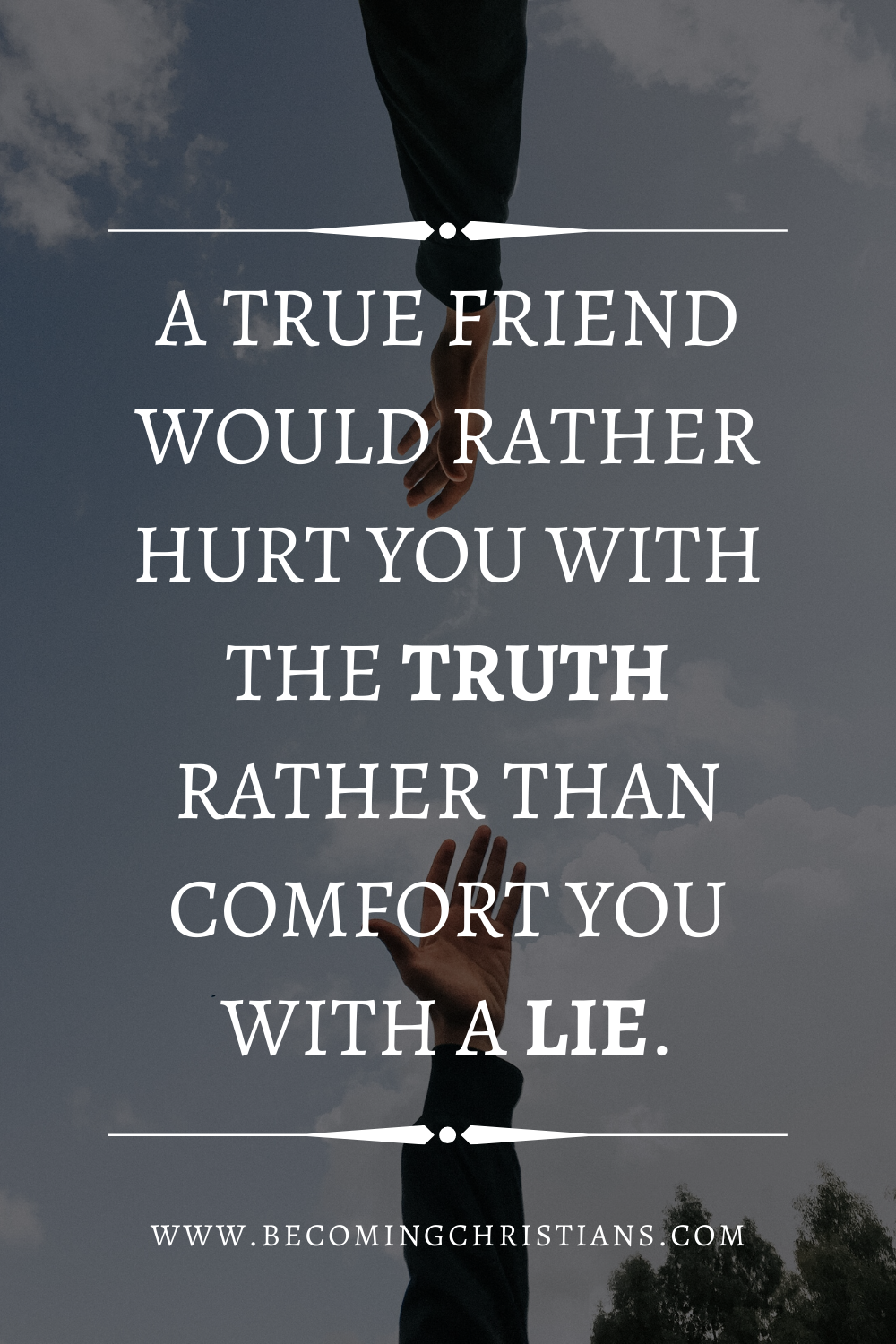 What Does The Bible Say About Relationships With Friends