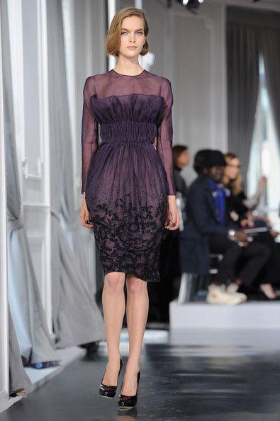 Dior: Runway - Paris Fashion Week Haute Couture S/S 2012