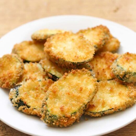 Fried Zucchini Recipe - How To Fry Zucchini (+VIDE