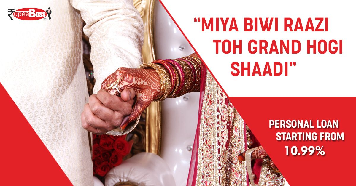Planning Your Wedding Without Financial Constraints Is Always A Great Feeling Even Your Wedding Can Be As Lavish As A Cele Personal Loans Wedding Loans Person