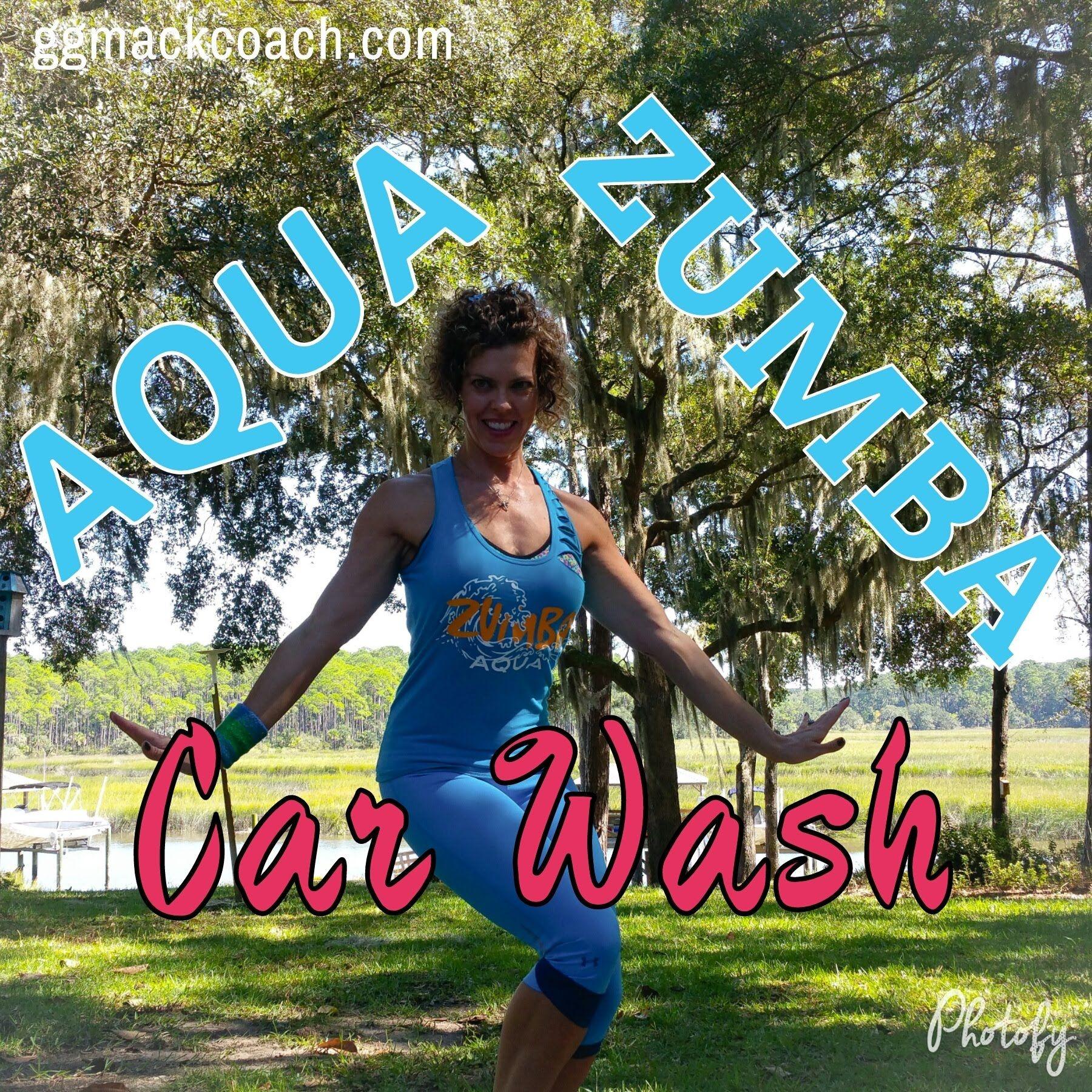 Car Wash Aqua Zumba