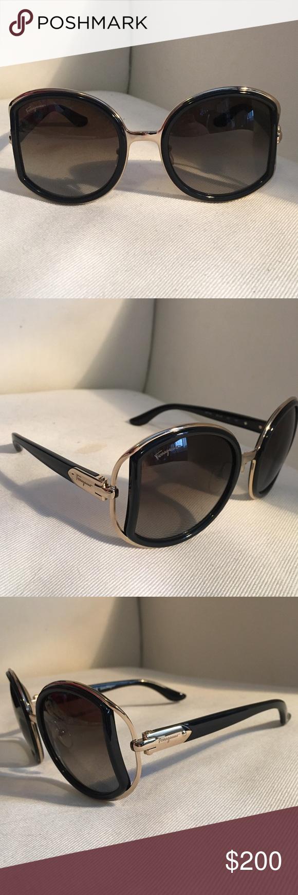 Ferragammo Sunglasses In great condition, little wear Salvatore Ferragamo Accessories Sunglasses