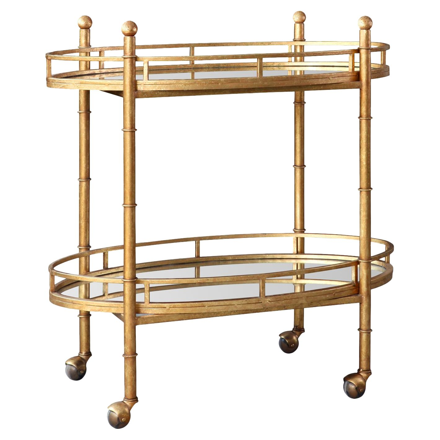 Pin On Shang Salcedo Gold bamboo bar cart