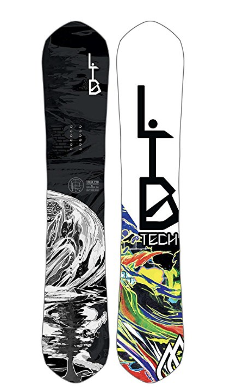 Lib Tech T Rice HP Pointy Pow Nose Snowboard Mens